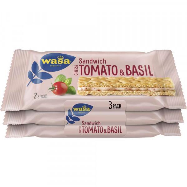 """Sandwich """"Cheese Tomato & Basil"""""""