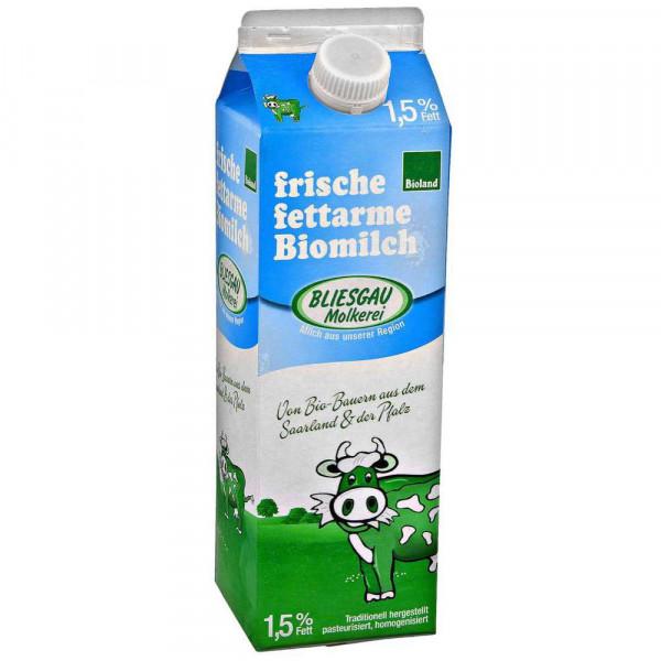 Frische Bio Milch 1,5%