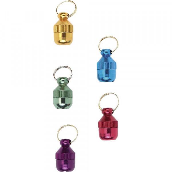 "Adressanhänger ""20mm"", diverse Farben"