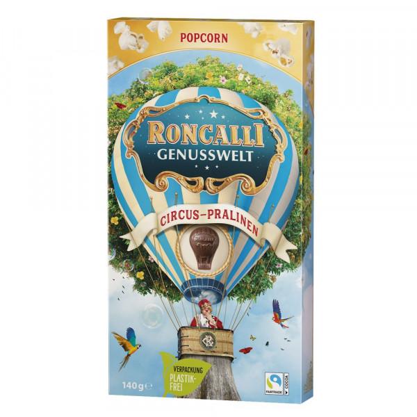 Genusswelt Circus-Pralinen, Popcorn