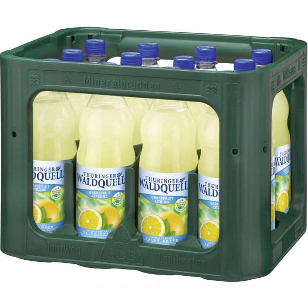 Grapefruit-Zitronen Limonade (12 x 1 Liter)