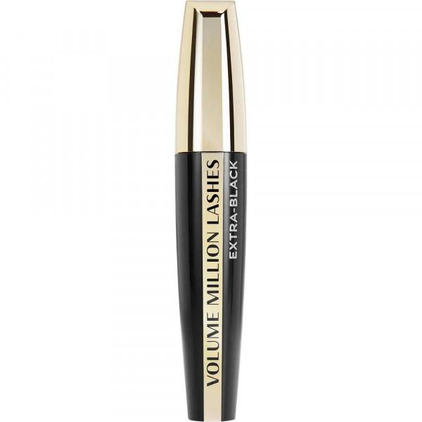 Mascara Volume Collagen Million Lashes, Extra Black