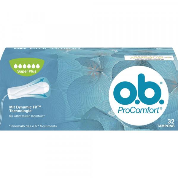 Tampons Pro Comfort, Super Plus