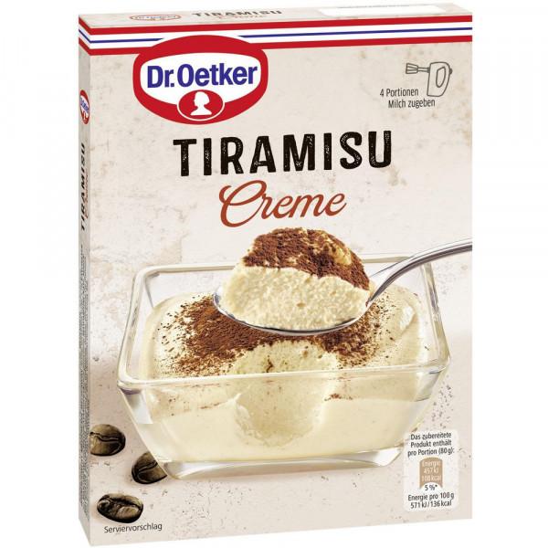 "Dessertpulver ""Tiramisu Creme"""