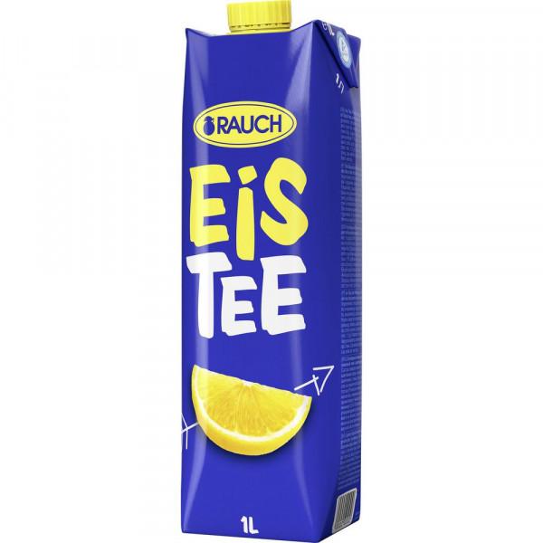 Eistee, Zitrone