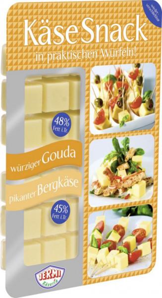 Käse Snack, Bergkäse/Gouda