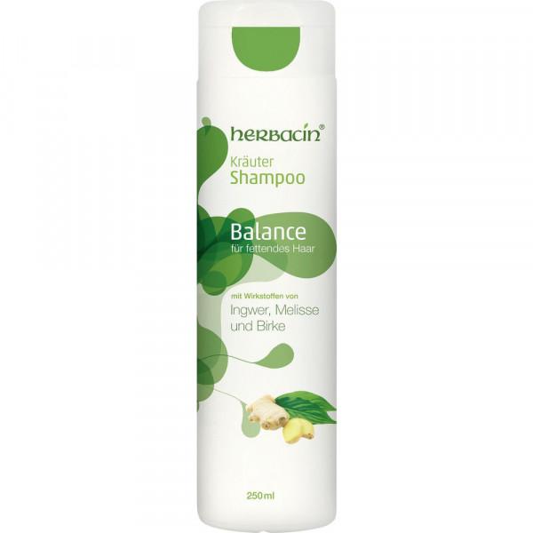 "Shampoo ""Kräuter"", Balance"