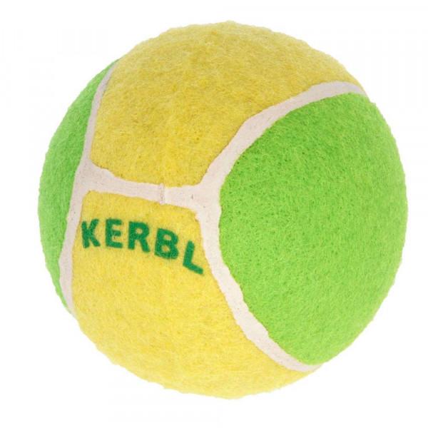 "Hundespielzeug ""Tennisball"", gelb/grün"