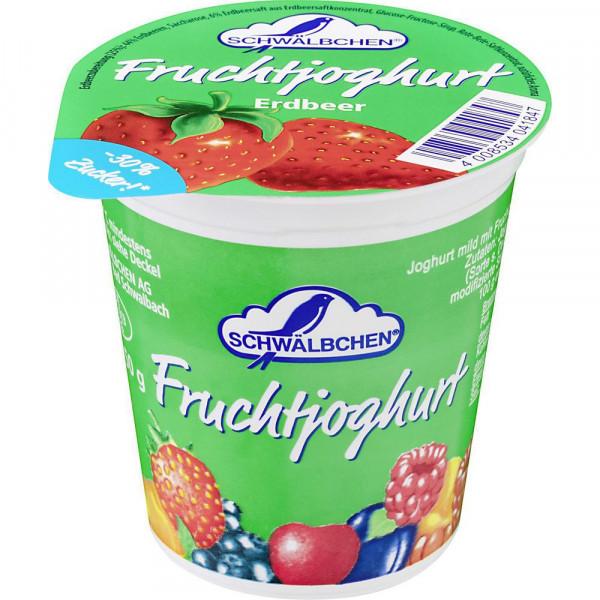 Fruchtjoghurt 3,8%, Erdbeere