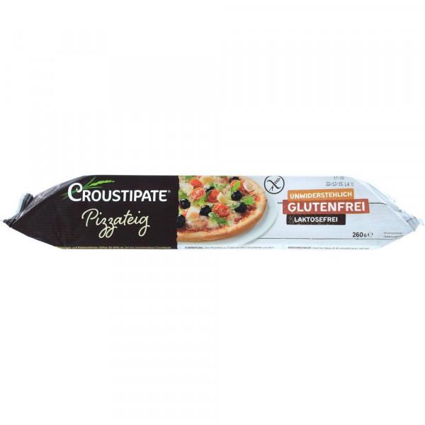 Pizzateig, glutenfrei