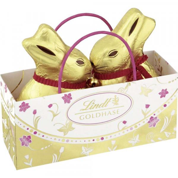 Schokoladen-Goldhasen