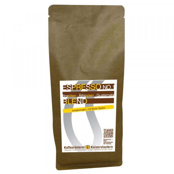"Kaffee-Bohnen ""Espresso No1"""