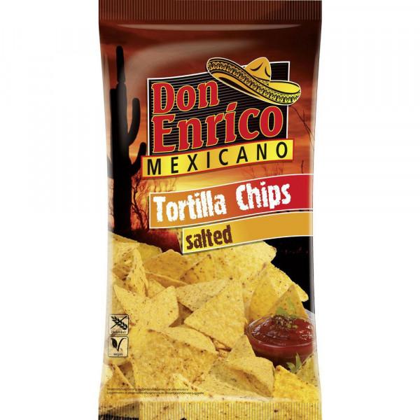 Tortilla Chips, Salted