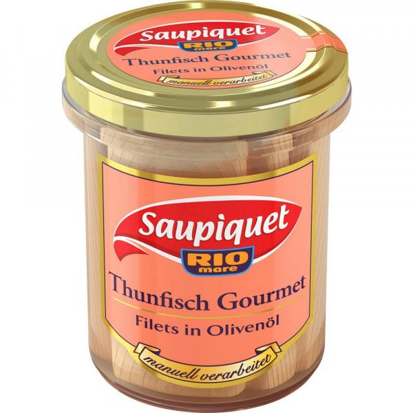 Thunfischfilets Gourmet in Olivenöl