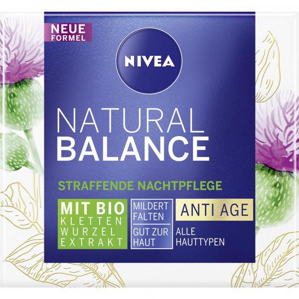 Natural Balance Nachtpflege, Anti-Age