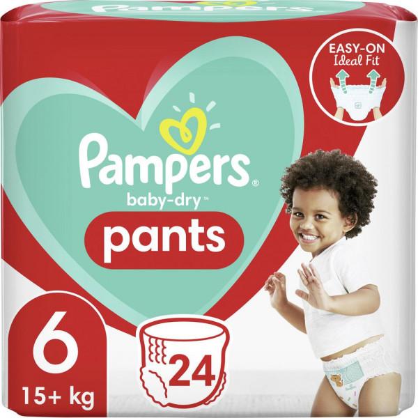 Windeln Baby Dry Pants Gr. 6, 15+kg