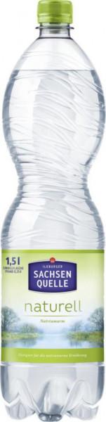 Mineralwasser, Naturelle (40 x 360 Liter)