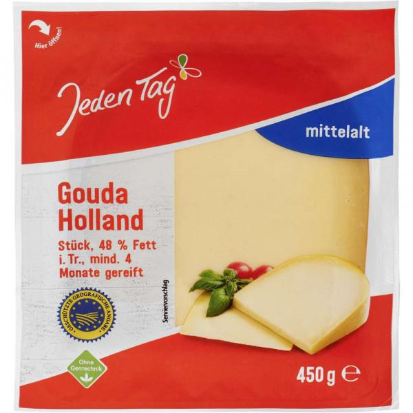 Holland Gouda, mittelalt
