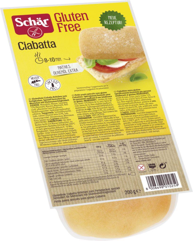 globus glutenfreie produkte