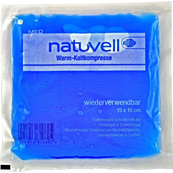 Kalt-/ Warmkompresse 15x15cm