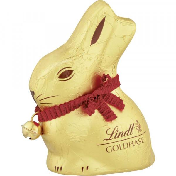 Schokoladen-Goldhase
