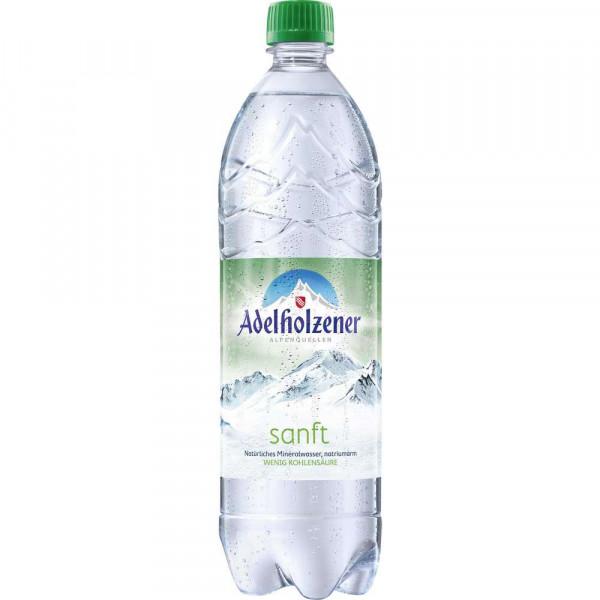 Mineralwasser, Sanft