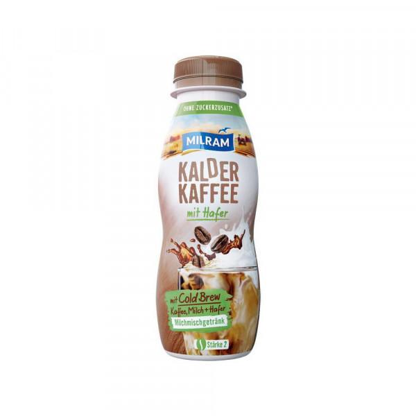 """Milchmischgetränk """"Kalder Kaffee"""", mit Hafer"""