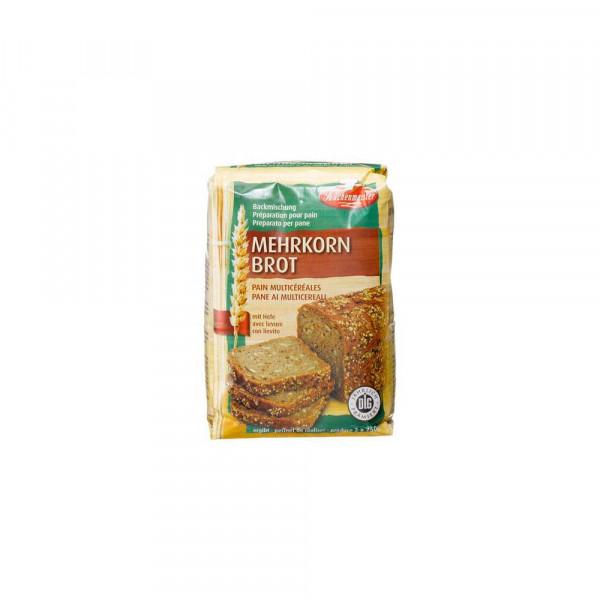 Brotbackmischung, Mehrkornbrot