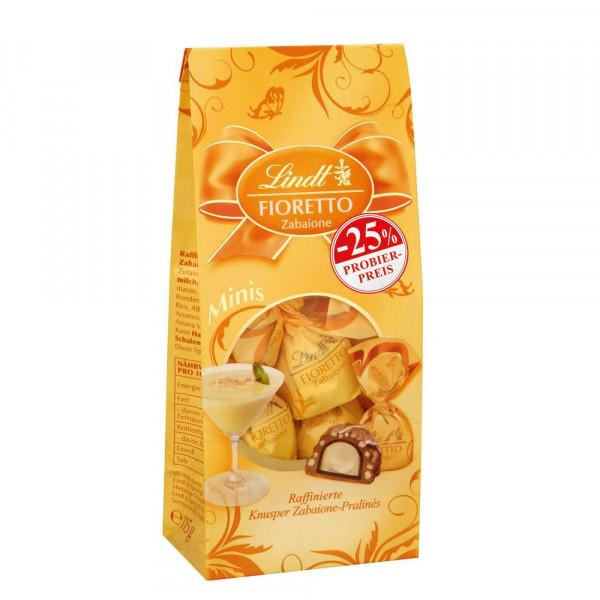 Fioretto mini Promo Zabaione