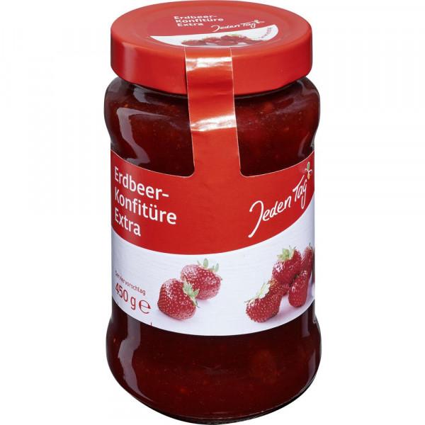 Konfitüre Extra Erdbeere