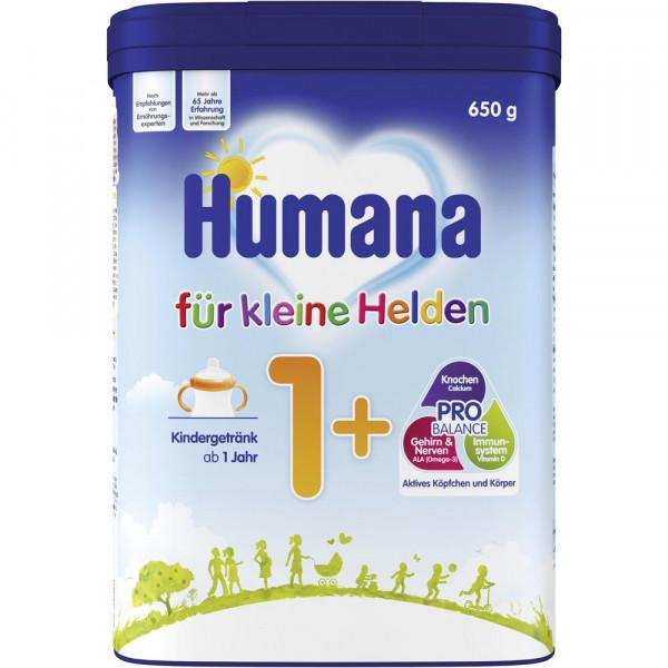 """Kindergetränk """"für kleine Helden"""", ab 1 Jahr"""