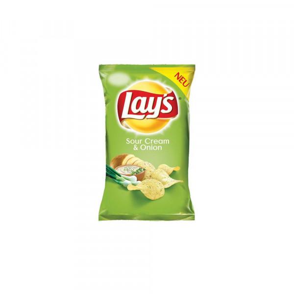 Chips, Sour Cream & Onion