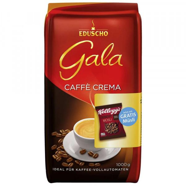 """Kaffee """"Cafè Crema"""" und Müsli"""