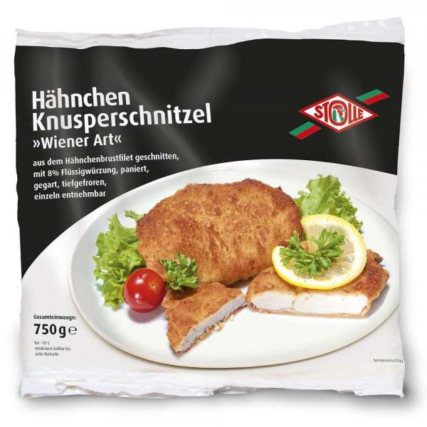 """Hähnchen-Knusperschnitzel """"Wiener Art"""", tiefgekühlt"""