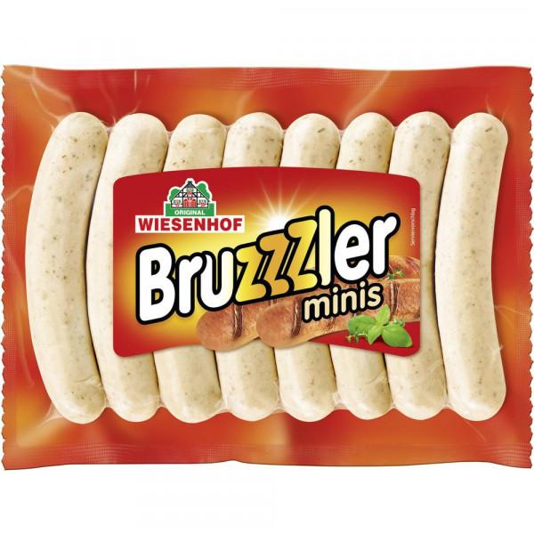 """Geflügelbratwurst """"Bruzzzler"""", Minis"""