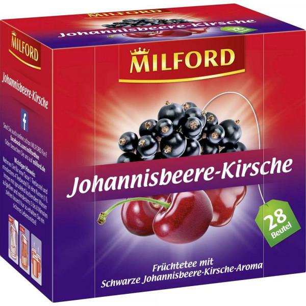 Früchtetee, Johannisbeere/Kirsch