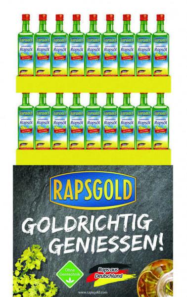 Rapsöl pur & mild (80 x 0.75 Liter)