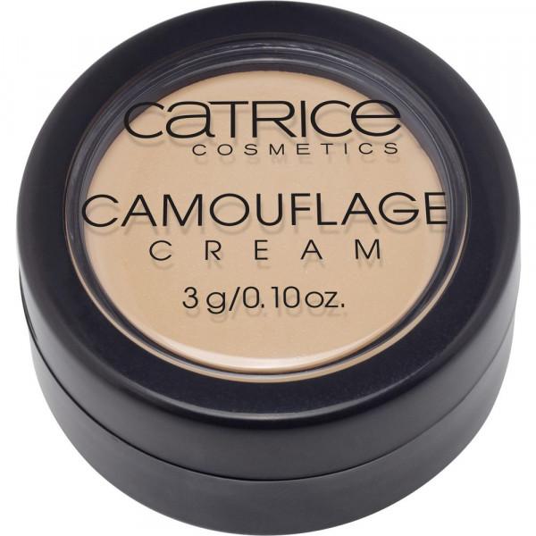 Concealer Camouflage Cream, Light Beige 020