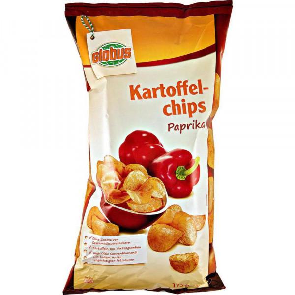 Kartoffelchips, Paprika