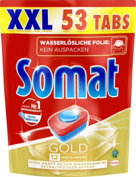 Spülmaschinen Tabs XXL, Gold