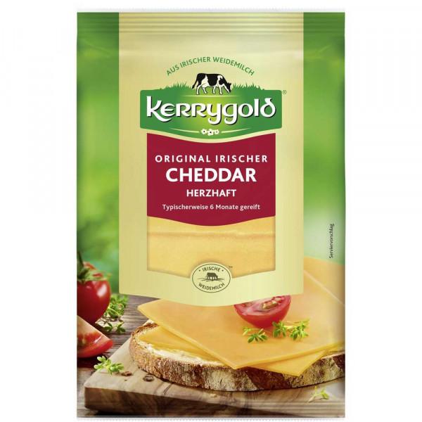 Käsescheiben Cheddar, Herzhaft