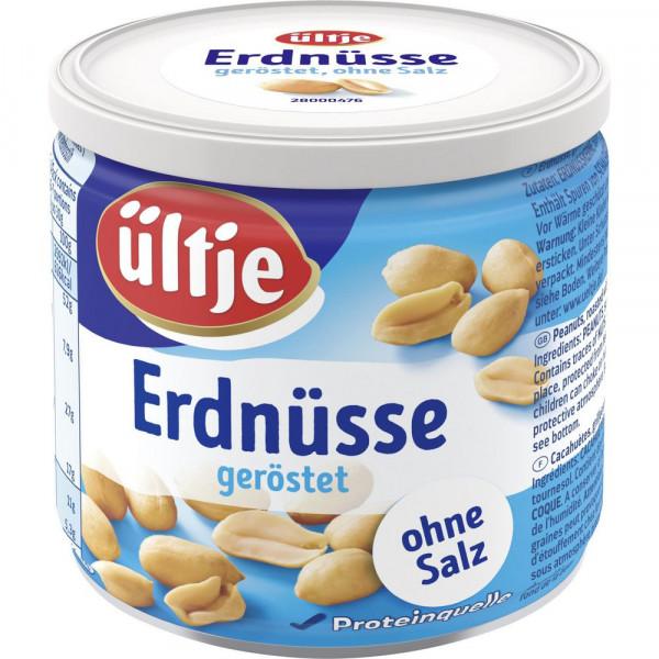Erdnüsse, ohne Salz