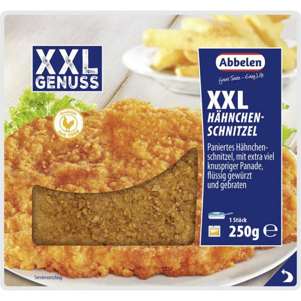 XXL Hähnchen-Schnitzel