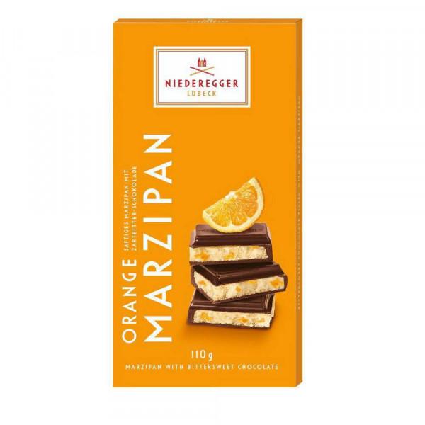 Marzipan Tafelschokolade Orange