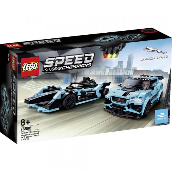 LEGO 76898 Formula E Panasonic Jaguar Racing