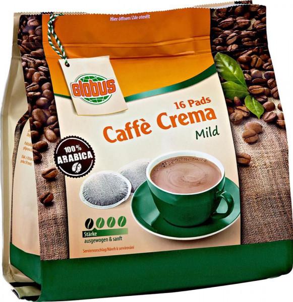 Kaffee Pads Caffè Crema, mild