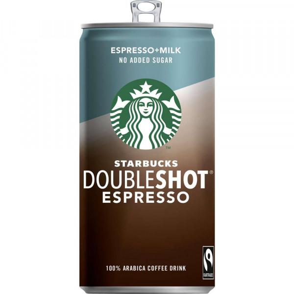 "Kaffeegetränk ""Double Shot"", Espresso & Milk"