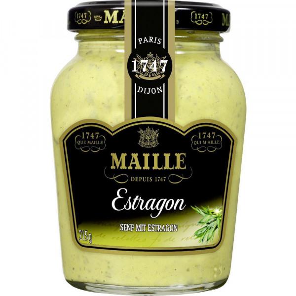 Dijon-Senf, mit Estragon