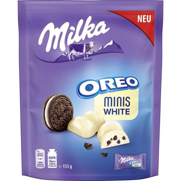 Oreo White Minis