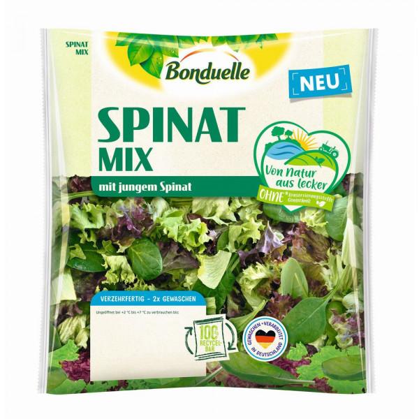 "Salat-Mix ""Spinat Mix"""
